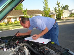 pre purchase car inspection in orange county